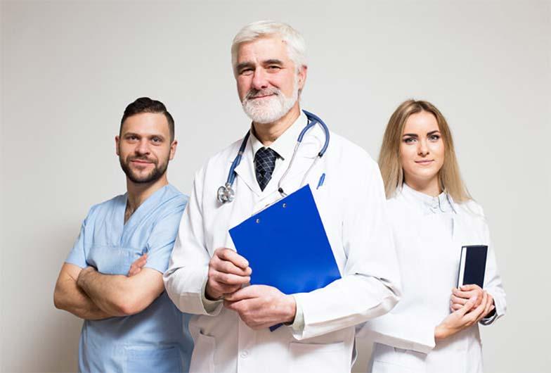 Le professioni nel mondo della salute